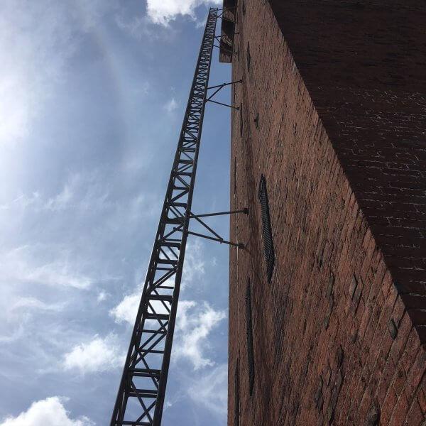 Grimsby Dock Tower Restoration