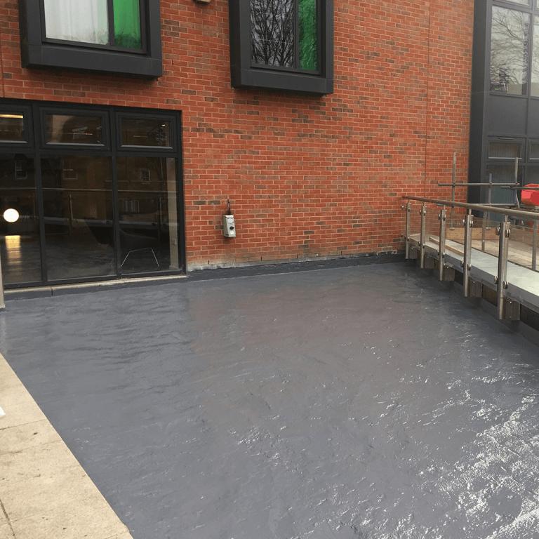 Leeds University – Sika Balcony System