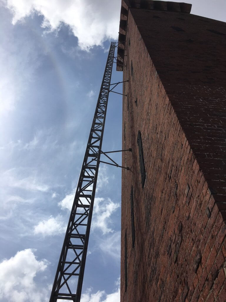Grimsby Dock Tower Restoration