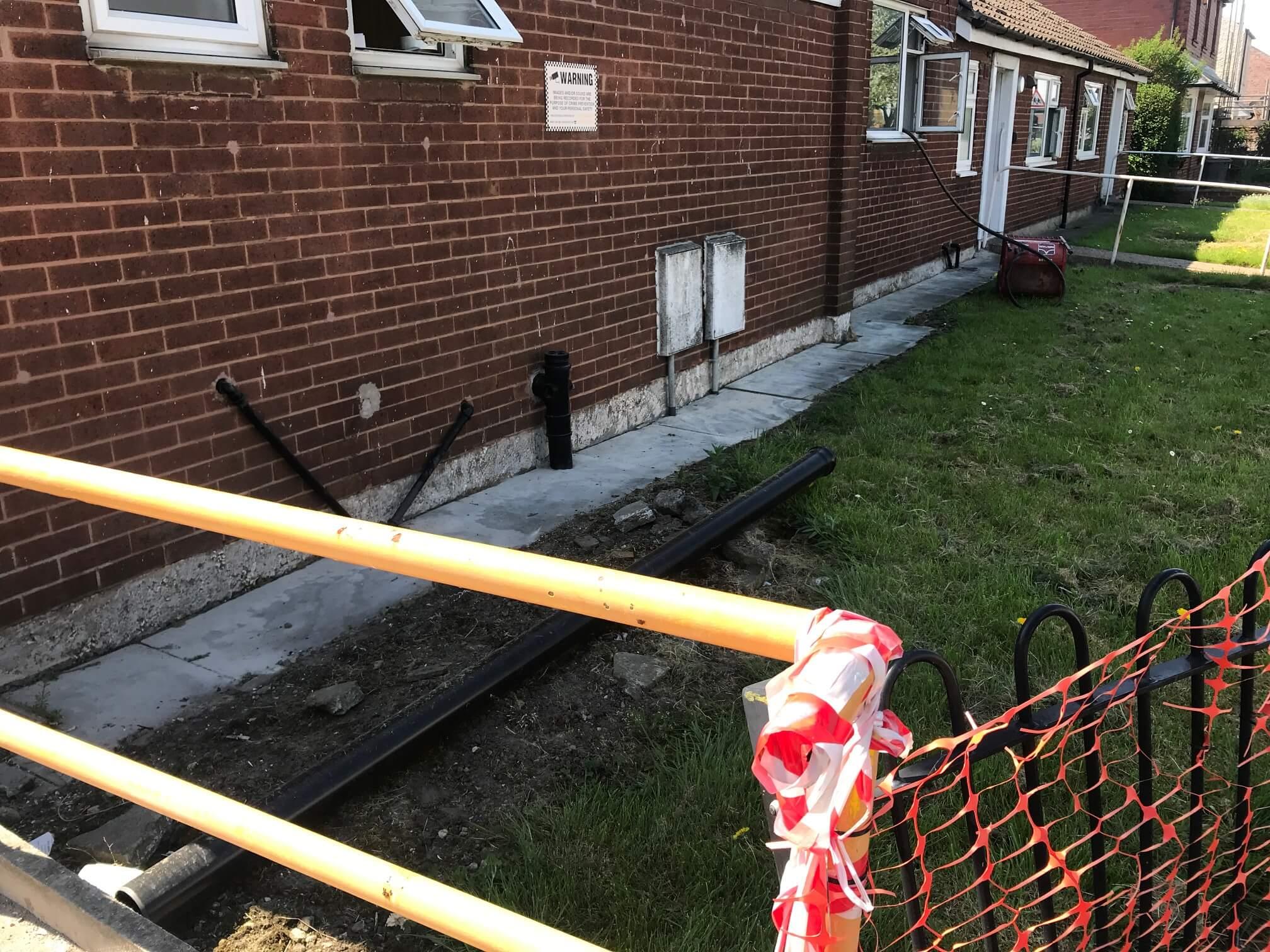 Concrete Repairs Leeds