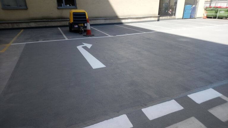 Car Park Deck Coatings, Bradford