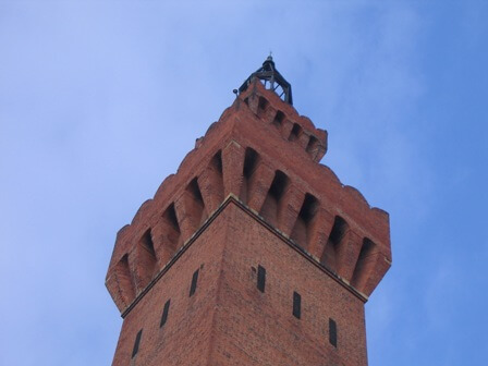 Phase 2 of Grimsby Dock Tower