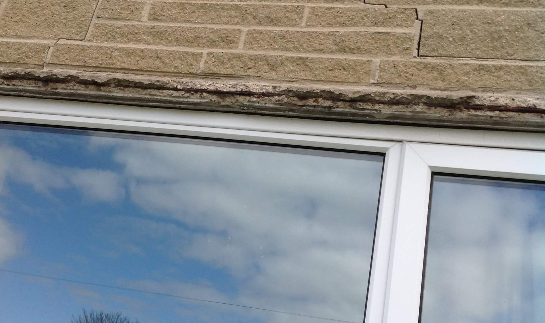 Lintel Repair Yorkshire