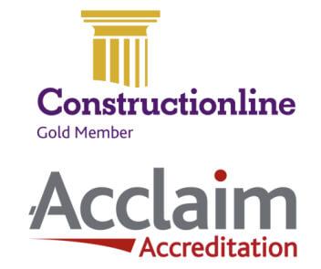 Constructionline Gold Member Certification