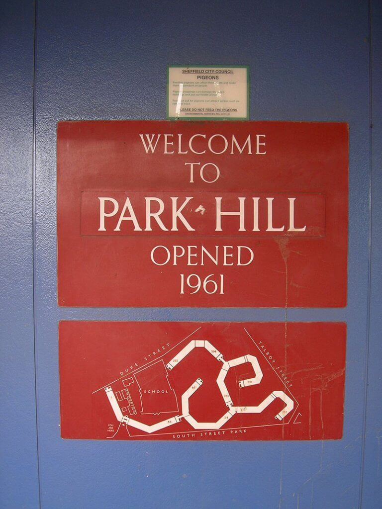 Park Hill Estate
